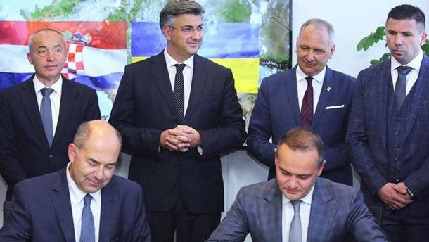 Співпраця України та Хорватії на енергетичному ринку