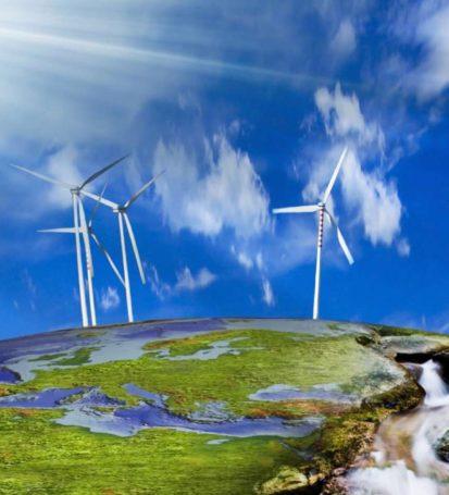 Відновлювана енергетика