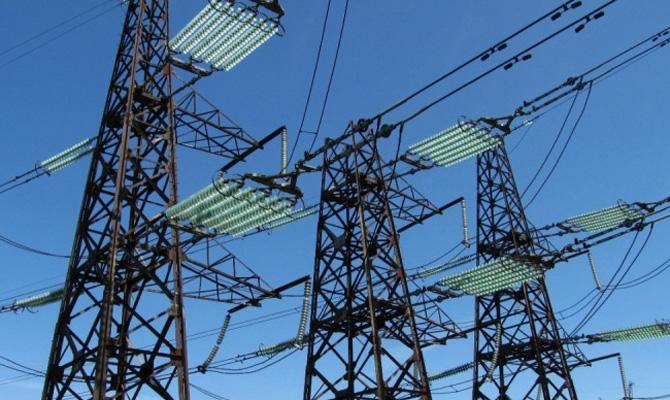 Експорт електроенергії з України