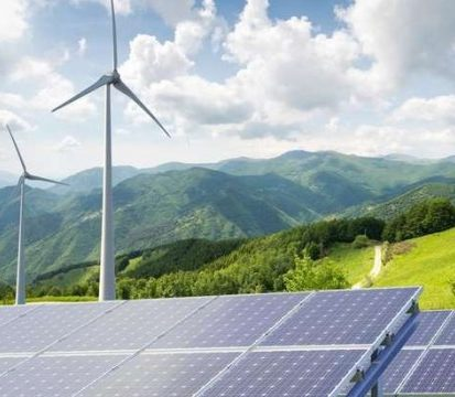 Розвиток відновлюваної енергетики в Україні