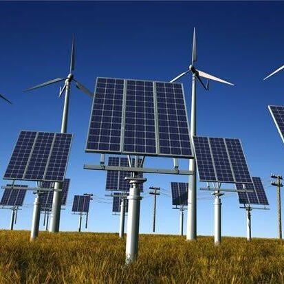 Зростає виробництво енергії з відновлюваних джерел