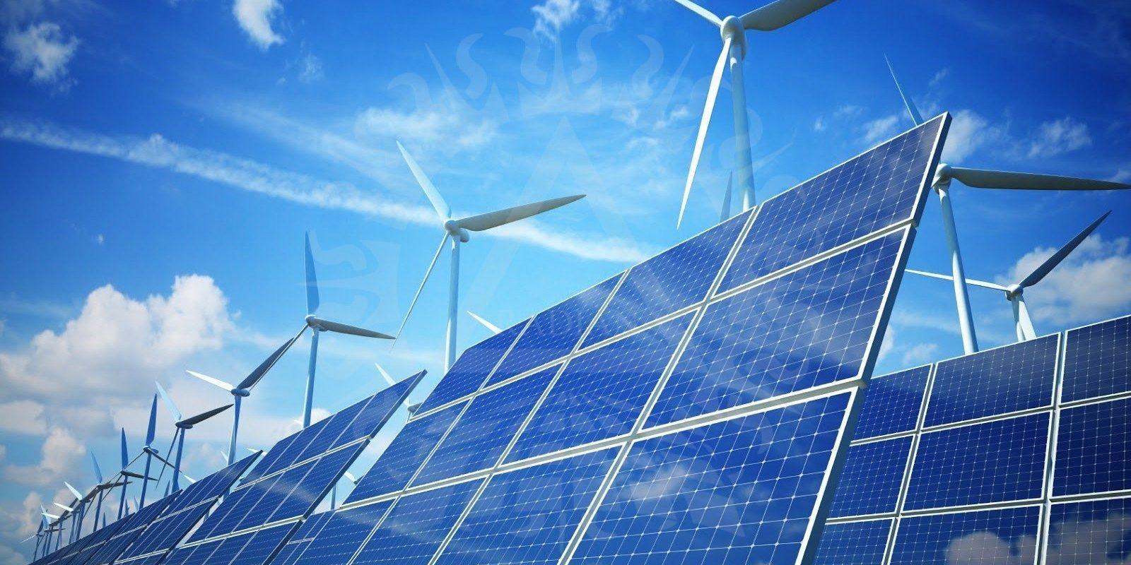 Зростання потужності електростанцій, які використовують відновлювані джерела