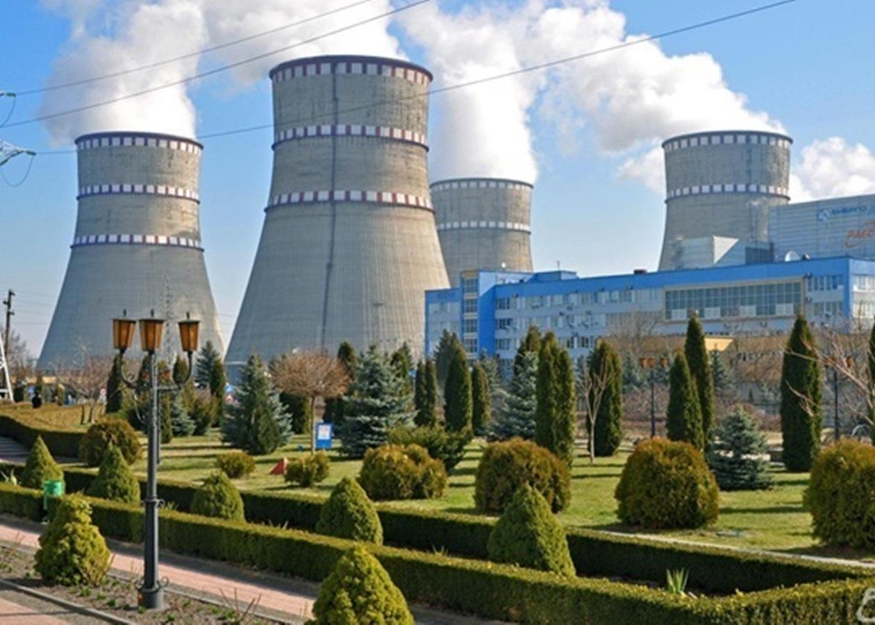 Виведення в резерв енергоблоків атомних електростанцій