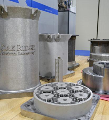 Ядерний реактор надрукують на 3D-принтері