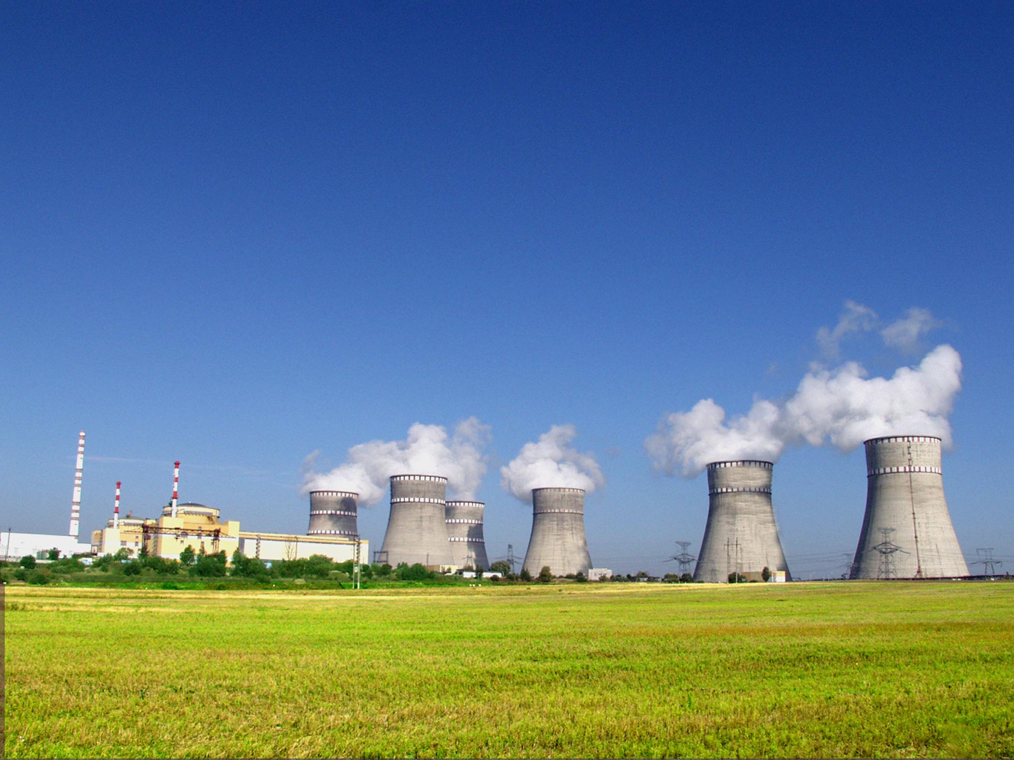 Атомна енергетика у світі
