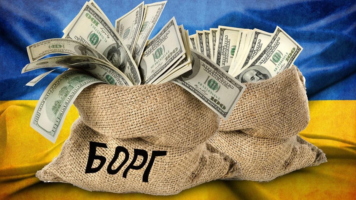 """Борги державного підприємства """"Гарантований покупець"""""""