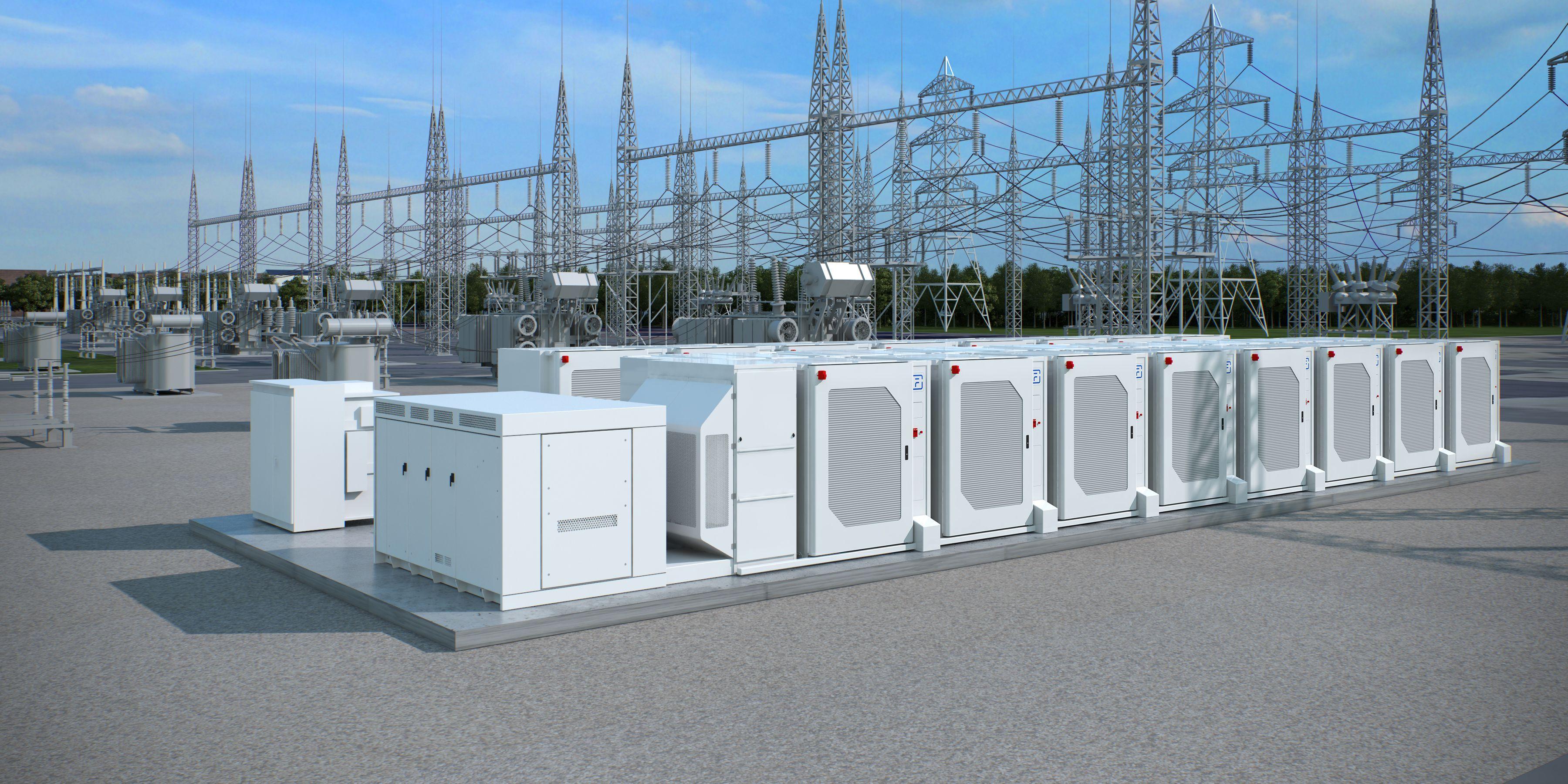 Еnergy storage як резерв підтримки частоти в Україні