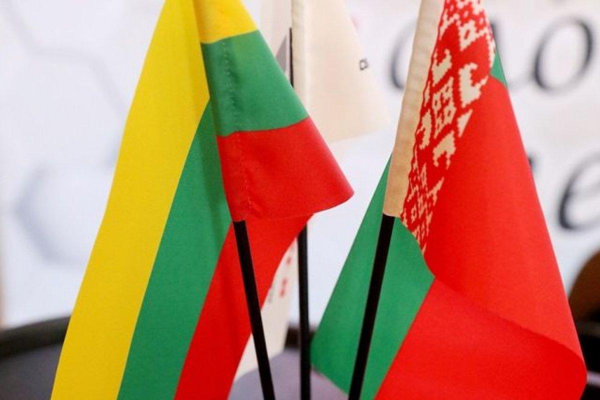 Литва припиняє імпорт електроенергії з Білорусі